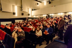6 marca 2016 roku. Koncert Pamięci Żołnierzy Wyklętych w Wojewódzkim Domu Kultury w  Rzeszowie.